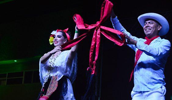 Gran noche mexicana en el jard n cultural de la uabc for Jardin cultural uabc 2015