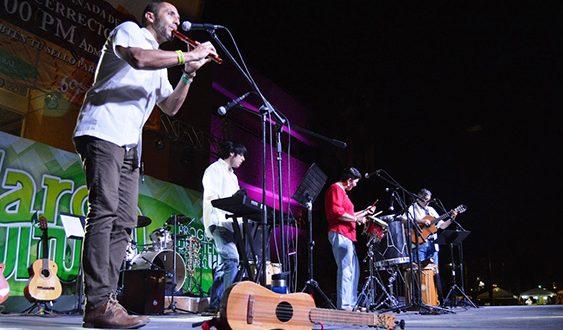 Se vive la fiesta el color y el sabor del festival de for Jardin cultural uabc 2015
